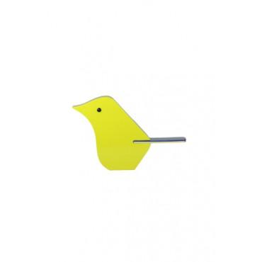 Bird Amarelo by Patrícia Maranhão