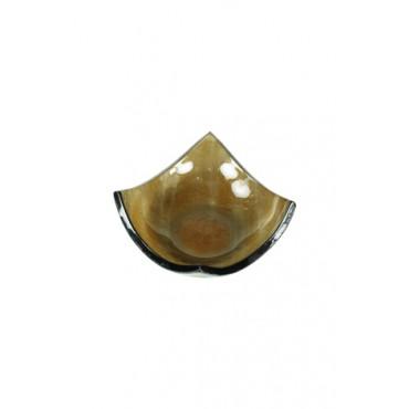Bowl Laranja Claro by Cristina Duarte (04 cm x 14 cm x 14 cm)