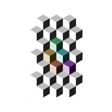 Poster Geométrico 01 by Studio Mirabile