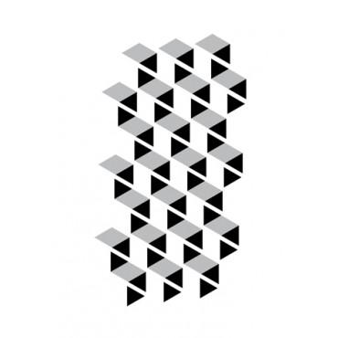 Poster Geométrico 02 by Studio Mirabile