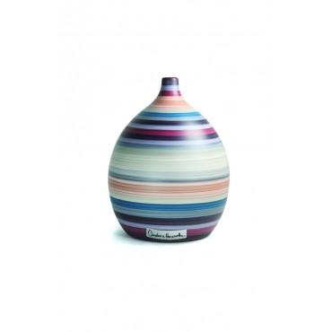 Vaso Decorativo de Cerâmica Coleção Carmim by Carolina Haveroth 01