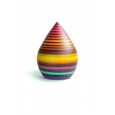 Vaso Decorativo Pinha Coleção Riviera by Carolina Haveroth 01