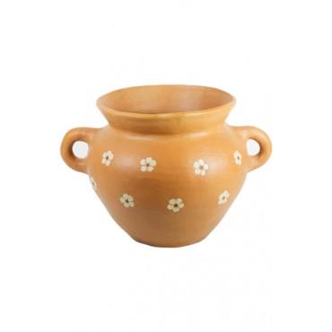 Vaso com Alça by Cerâmica de Apiaí (26 cm x 42 cm)
