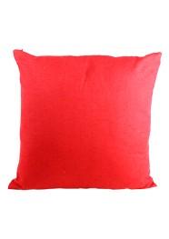 Almofada Vermelha- Coleção Mirabile Essential (38cm x 38cm)