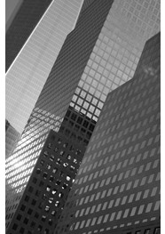 "Fotografia ""New York City Facades 01 - New York - 2014"" by Carlos Gondim"