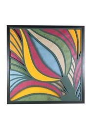 Painel Ibiza 2 by Enrique Rodríguez - 55x55 cm