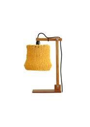 Luminária Articulada PP  (Amarela) by Carlos Siqueira (40cm)