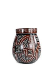 Cerâmica Marajoara - Igaçaba Peão