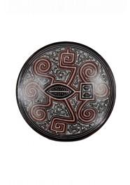 Cerâmica Marajoara - Prato de Parede