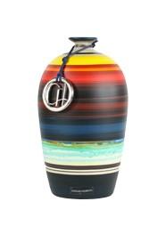 Vaso de Cerâmica Pintada Colorido Coleção Atacama by Carolina Haveroth 01