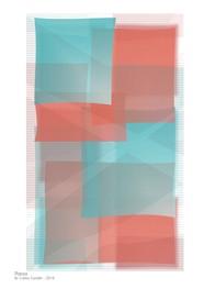 Poster Planos 29,7 x 42,0 cm - Coleção Hairpin Elegance - by Studio Mirabile