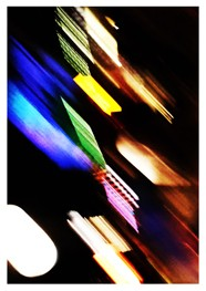 Poster Vivid Lights Studio Mirabile