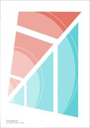 Poster Propagação 29,7 x 42,0 cm - Coleção Hairpin Elegance - by Studio Mirabile
