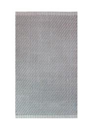 Tapete em Tear Manual Geométrico Preto 1,0m x 1,6m by Mirabile Essential