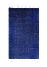 Tapete Tear Manual Liso Azul Marinho Linha Essential by Mirabile Decor - 1,2 x 2,1m