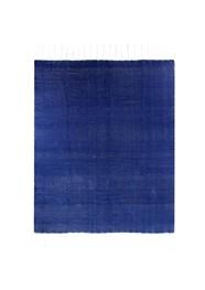 Tapete Tear Manual Liso Azul Marinho Linha Essential by Mirabile Decor