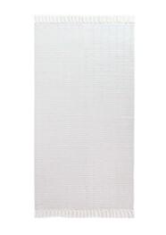 Tapete Tear Manual Liso Cru M Linha Essential by Mirabile Decor - 150 x 80cm