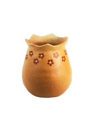 Vaso com Borda by Cerâmica de Apiaí (24 cm x 20 cm)