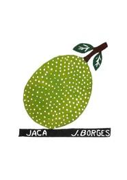 Xilogravura by J. Borges - Jaca (Tamanho 33 x 24 cm)