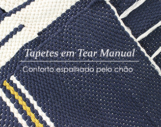 Tapetes em Tear Manual