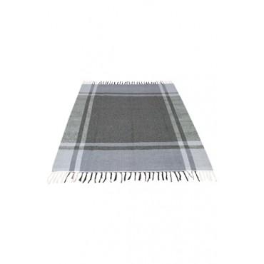 Tapete Mescla Cinza Linha Mirabile Essential by Mirabile Decor (1,60 m x 1,40 m)