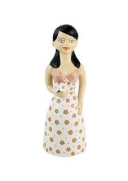 Boneca by Coqueiro Campo- (35 cm x 12cm)