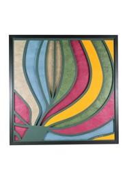 Painel Ibiza 1 by Enrique Rodríguez - 55x55 cm