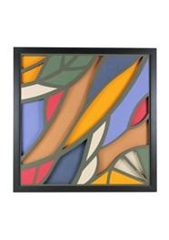 Painel Floresta Mágica 4 by Enrique Rodríguez - 38x38 cm