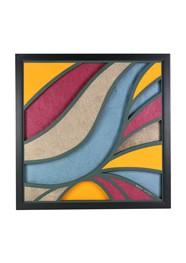 Painel Ibiza 4 by Enrique Rodríguez - 38x38 cm
