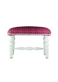 Mini Pezeira Decorativa Color Pink Pequena by Andréa Rhamalho