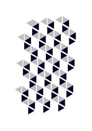 Poster Geométrico 04 by Studio Mirabile