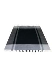 Tapete Preto e Cinza  Linha Mirabile Essential by Mirabile Decor (1,57 m x 1,48 m)