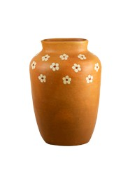 Vaso Oval by Cerâmica de Apiaí (37 cm x 27 cm)