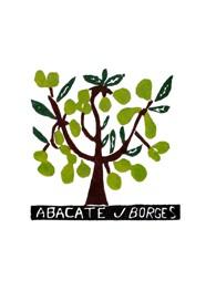 Xilogravura by J. Borges - Abacate (Tamanho 33 x 24 cm)